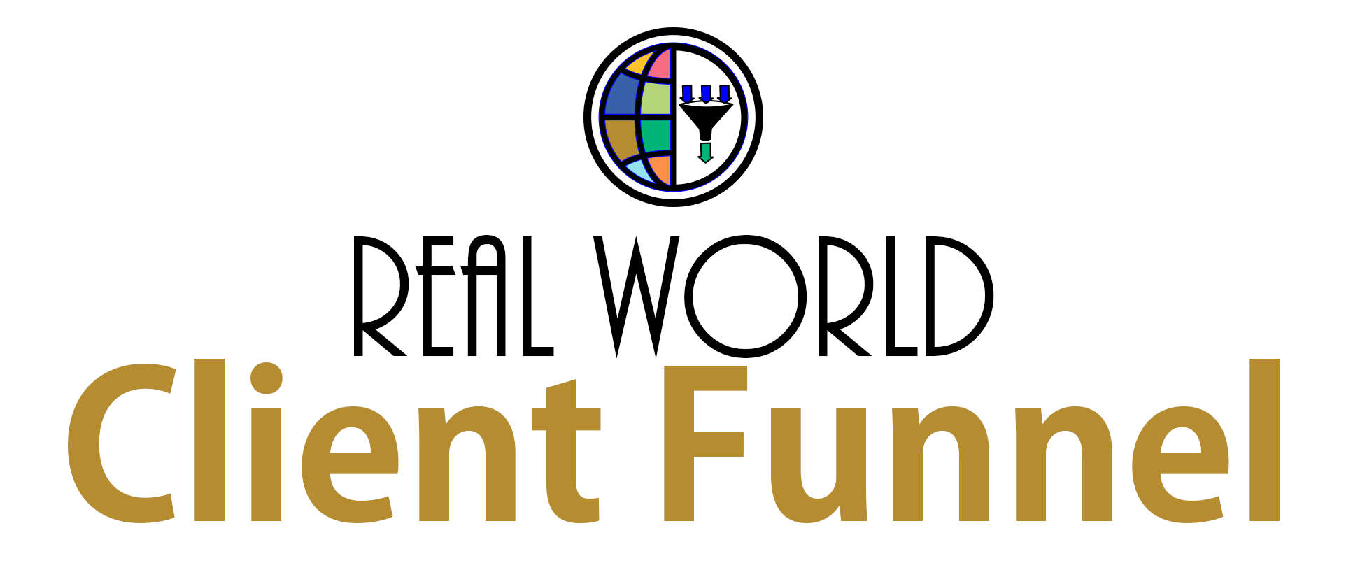 Real World Client Funnel logo